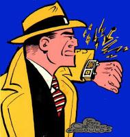 Dick Tracy smart watch